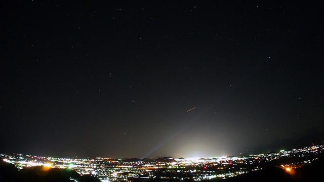 香南市の夜景